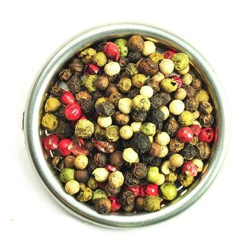 Dualspices Mix Pepper Corn 1 Pound, Pink Black White & Green Pepper Corns