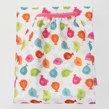 Jona's Creation, Reusable Diaper Pail Liner for Cloth Diaper,Laundry,Kitchen Garbage Cans- 13 Gallons Size- Little Bird