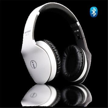 Rhythmz IME-22819 HD Fashion Hi-Fi Stereo Headphone - White