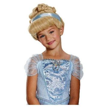 Kids' Disney Princess Cinderella Costume Deluxe Wig