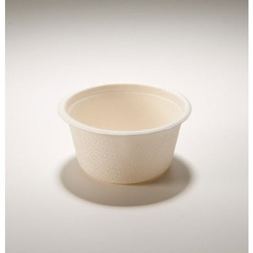 2 Oz. Biodegradable Sugarcane Portion Cup (Case of 2000)