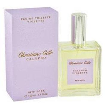Calypso Violette Calypso Christiane Celle for Women EDT 3.4 oz