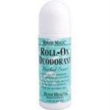 HOME HEALTH Herbal Magic Roll On Deodorant Herbal 3 OZ