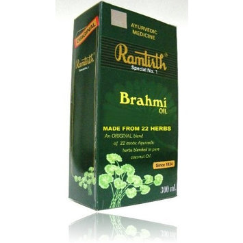 Ramtirth Brahmi Hair Oil 200ml