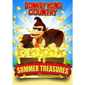 Alliance Entertainment Llc Summer Treasures: Donkey Kong Country (dvd)