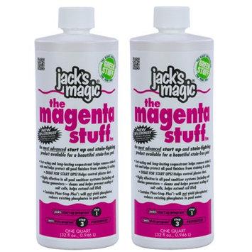 Jack's Magic The Magenta Stuff