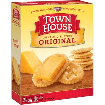 Town House, Original Crackers, 13.8 Ounce