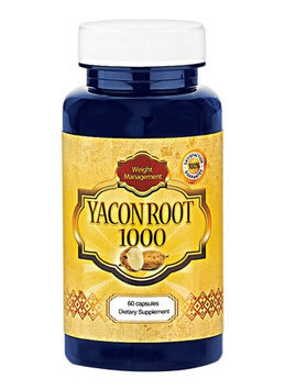 Totally Products, Llc. Totally Products Yacon Root Extract Natural Weight Loss Supplement