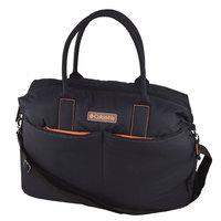 Columbia Evergreen Puff Weekender, Baby Diaper Bag, Black