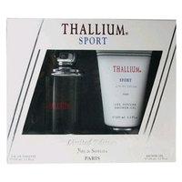 Thallium by Yves de Sistelle 2 pc Gift Set for Men 3.3 oz EDT + 3.3 oz Shower Gel