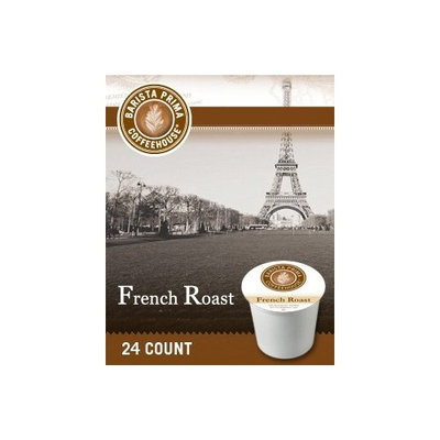 Barista Prima Coffeehouse Coffee, Keurig K-Cups, Dark Roast Extra Bold, 96- Count [Dark Roast Extra B