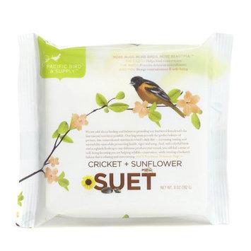 Pacific Bird & Supply Co Inc 2 Packs SUNFLWR CRCKT SUET