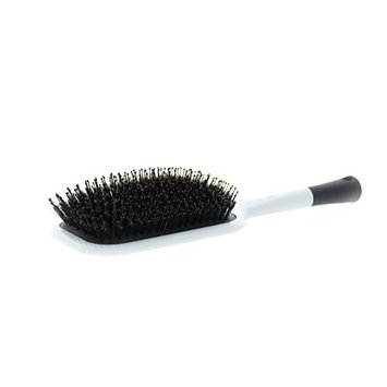 Elegant Brushes Large Paddle Porcupine White Brush