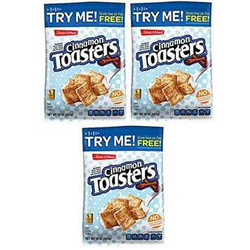 Malt-O-Meal Cinnamon Toasters Cereal Multipack Of 3 - 10 oz. Bags