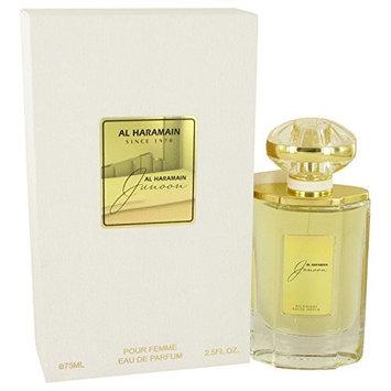 Al Haramain Junoon by Al Haramain Eau DE Parfum Spray 2.5 oz Women