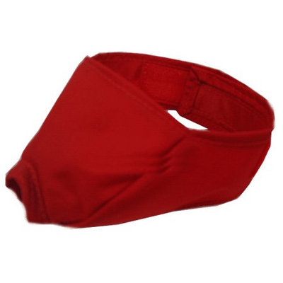 Various Nylon Muzzle for CATS - MEDIUM (RED)