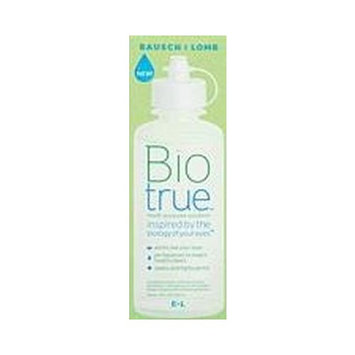 Biotrue Multi-purpose Solution 4 oz. (3-Pack)