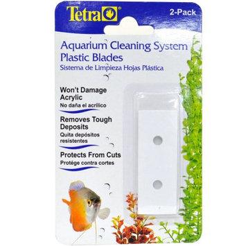 United Pet Group Tetra Aquarium Cleaning System Plastic Blade (2 pack)