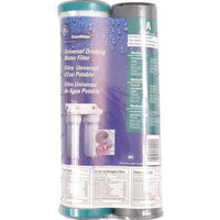General Electric GE Replacement Water Filter Cartridge Set, Includes Pre Filter and Main Filter