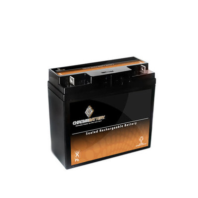 12V 18.3AH Sealed Lead Acid (SLA) Battery - T3 Terminals - for ZB-12-18.3
