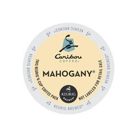 Caribou Coffee Mahogany, K-Cups for Keurig Brewers, 96-Count, 9.6 oz [Mahogany]