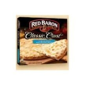 Red Baron Four Cheese Classic Crust Pizza, 21.06 Ounce - 16 per case.