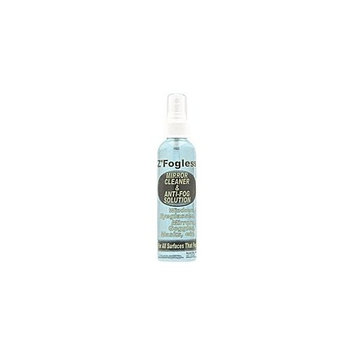 Zadro S Fogless Anti-Fog Spray, 4-Ounce
