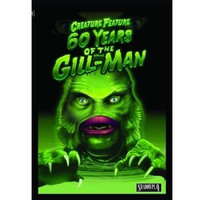 Fye Creature Feature: 60 Years of the Gill-Man DVD