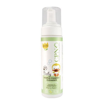 California Pure Naturals Baby Gentle Foaming Cleanser, 6.7 Oz