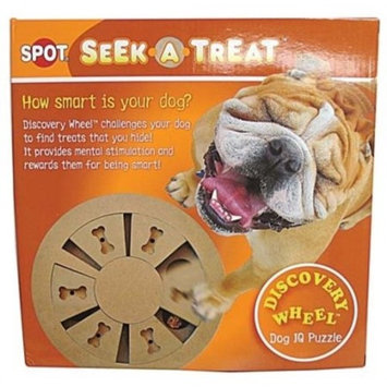 Seek-A-Treat Discovery Wheel Puzzle, 9.75