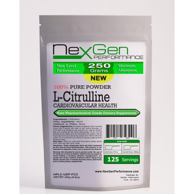 L-Citrulline Powder 250g