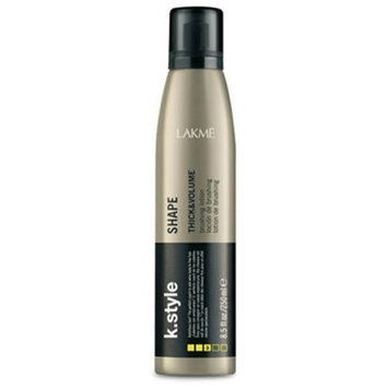 Lakme K.Style Shape Thick And Volume Brushing Lotion 8.5 oz by Lakme