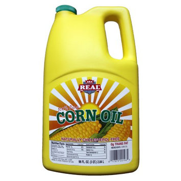 Gama Products, Inc. REAL CORN OIL 96 OZ