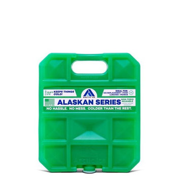 Arctic Ice Alaskan Series Small and Medium Cooler Pack (+33.8-Degrees F)