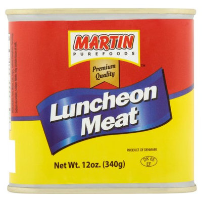 Martin Purefoods Luncheon Meat 12 oz