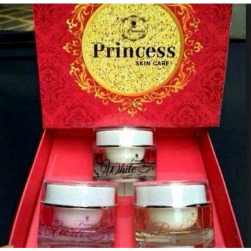 1 SET PRINCESS SKIN CARE AURA WHITENING FACE SKIN REDUCE FRECKLE BLEMISHES ACNE by LITTLE BEE