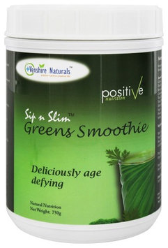 Venshire Naturals - Sip n Slim Greens Smoothie - 750 Grams