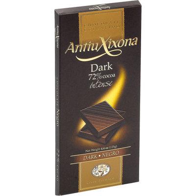 Antiu Xixoria Intense Dark Chocolate Bar, 4.4 oz