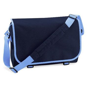 Padded Adjustable Shoulder Strap Messenger Bag Approx Dimensions 41 x 31 x 12cm