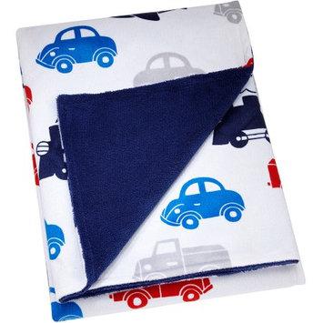 PinwheelOn the Go Printed Velboa Blanket