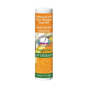 Lip Therapy Tangerine - Laid In Montana - 0.25 oz - Balm