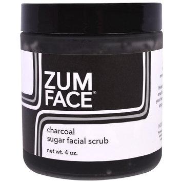 Zum Face® Charcoal Sugar Facial Scrub -- 4 oz