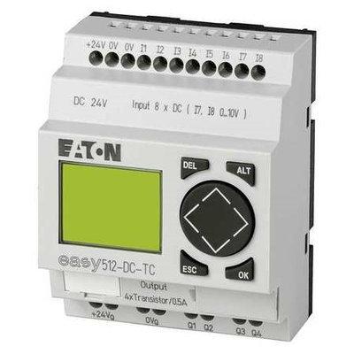 Eaton Moeller EASY820-DC-RCX Control Relay, 24Vdc
