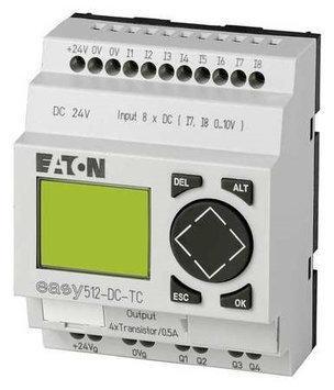 Eaton Moeller EASY821-DC-TCX Control Relay, 24Vdc