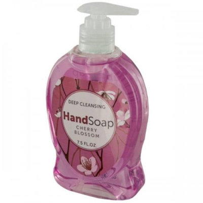 Bulk Buys KL18613 Cherry Blossom Deep Cleansing Hand Soap
