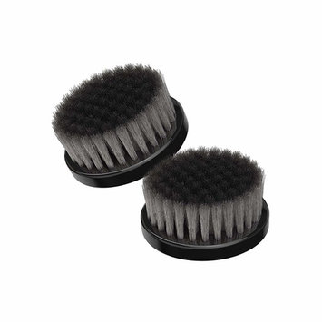 Remington Brush Head Replacement, Charcoal, 2 Count