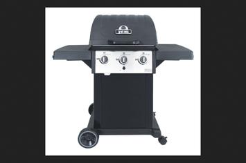 Broil-Mate 3 Burner Propane Gas Grill (141154S)