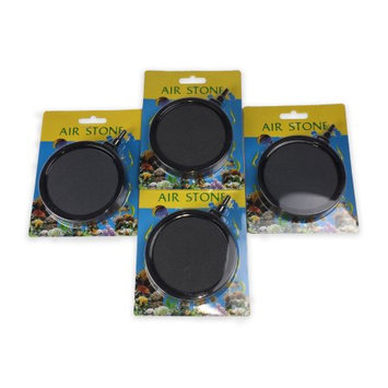 Viagrow Potpourri & Incense Products & Containers Airstone 4 in. Round Disc Diffuser (4-Pack) VAS-03-4