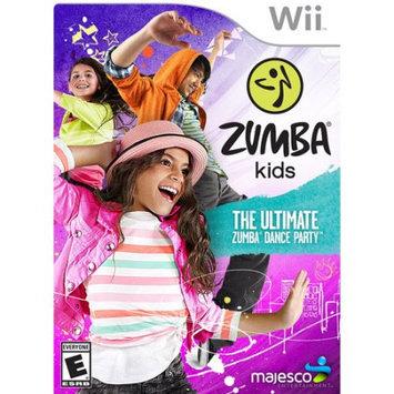 Majesco Zumba Kids - Fitness Game - Wii (o1810)