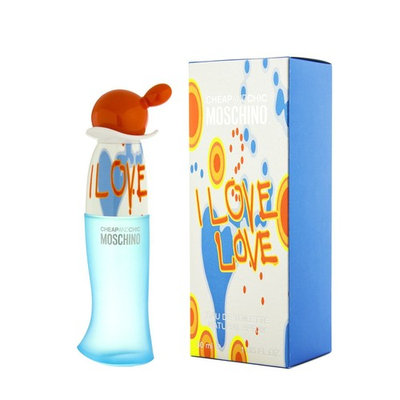 I Love Love By MOSCHINO FOR WOMEN 1 oz Eau De Toilette Spray